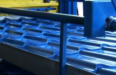 Виробництво металочерепиці