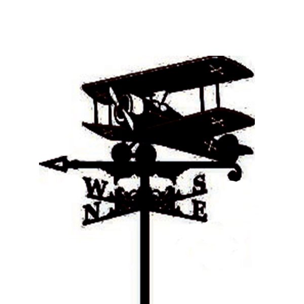 """Флюгер на дах """"Літак"""""""