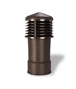 K14 – Ковпак з примусовою вентиляцією Wirplast ø 150 мм