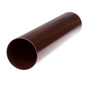 Труба водостічна Profil 90, дл. 3м