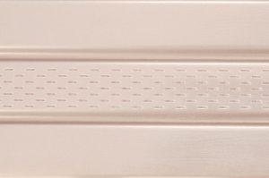 Сайдинг софіт ASKO бежева, перфорована панель, 3,5 м