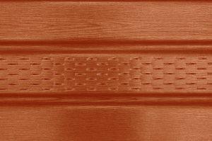 Панель софіт ASKO світла сосна, перфорована, 3,5 м