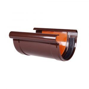 З'єднувач ринви Profil 130 з прокладкою