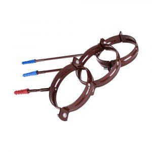 Тримач труби Profil 130 сталевий 220мм