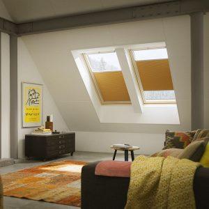 Вікно на дах Roto R48WH 114×118 (біла сосна)