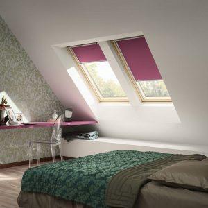 Вікно для покрівлі Roto R48WH WD 60×84 (біла сосна)