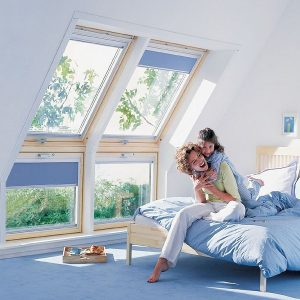 Вікно на дах Roto R45K WD 120×146