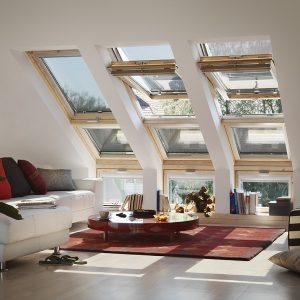 Вікно мансардне Roto R69G K WD 100×124