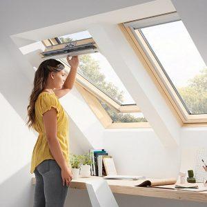 Вікно на дах Roto R69G K WD 120×124