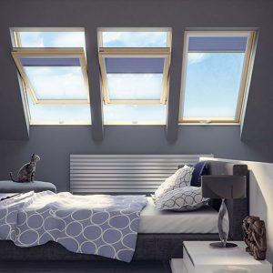 Вікно в дах Roto R69G K WD 80×124
