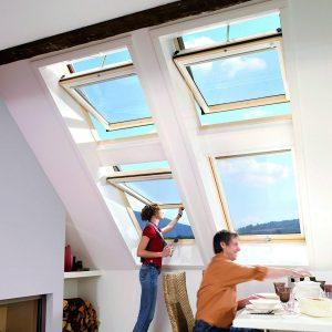 Вікно на горище Roto R69G K WD 60×104
