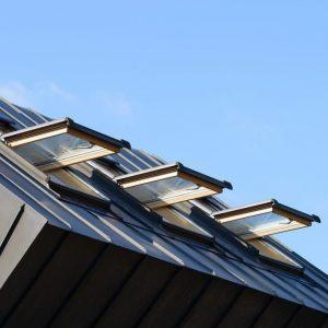 Вікно на даху Roto R69G K WD KK/KG 71×124 (ламінація під дерево)