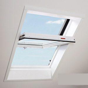Вікно мансардне Roto R69G K WD KK/KG 80×124 (ламінація під дерево)