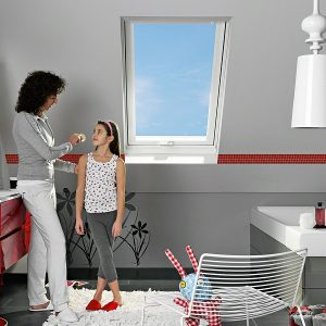 Вікно в дах Roto R65K WD 100×146