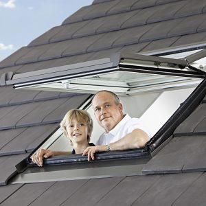 Вікно для мансарди Roto R69G K WD 71×124
