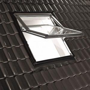 Вікно в покрівлю Roto R69G K WD KK/KG 100×146 (ламінація під дерево)