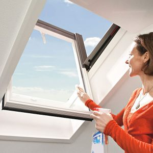 Вікно в дах Roto R69G K WD KK / KG 120×146 (ламінація під дерево)