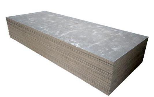 Цементно-стружкова плита BZS 1600 х 1200 х 10 мм