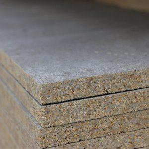 Цементно-стружкова плита BZS 1600 х 1200 х 8 мм