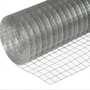 Сітка зварна (оцинкована) віч. 50 х 50 мм / Ø 1,8 мм / h = 1,5 м