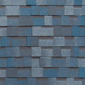 Бітумна черепиця Тегола Преміум Мастер (колір: синій)