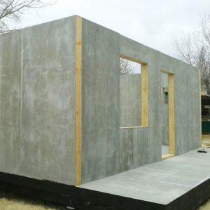 Цементно-стружкова плита BZS 1600 х 1200 х 12 мм