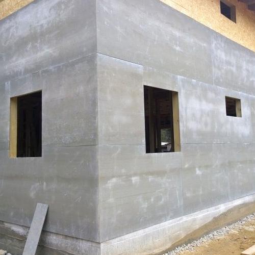 Цементно-стружкова плита BZS 3200 х 1200 х 10 мм