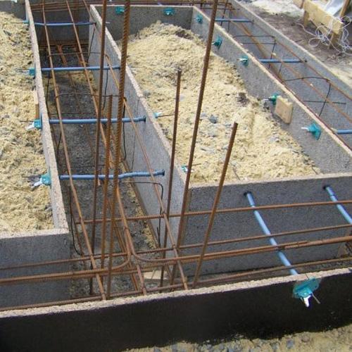 Цементно-стружкова плита BZS 3200 х 1200 х 8 мм