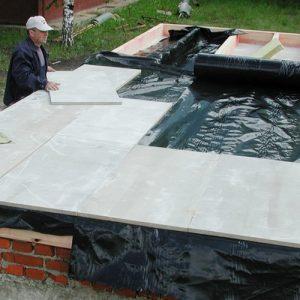 Цементно-стружкова плита БЗС 3200 х 1200 х 24 мм