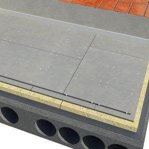 Цементно-стружкова плита БЗС 3200 х 1200 х 16 мм