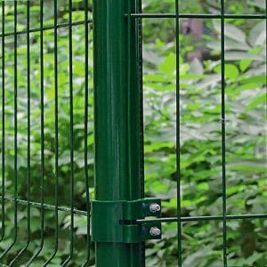 Зварна панель паркану «ЕКО» l-2500мм h-1480мм d-3/3мм