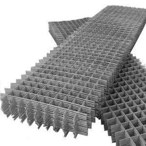 Сітка зварна (оцинкована) віч. 25 х 12,5 мм / Ø 0,9 мм / h = 1,0 м