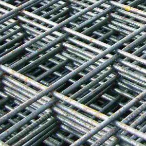 Сітка зварна (оцинкована) віч. 50 х 50 мм / Ø 1,8 мм / h = 1,0 м