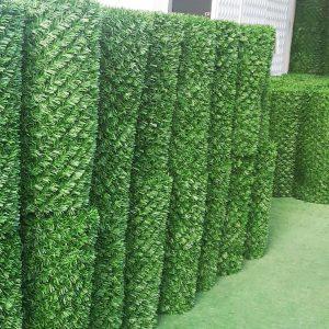 Декоративний зелений паркан MO