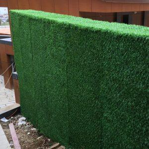Декоративний зелений паркан LG — Light Green