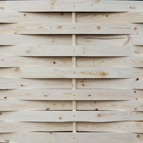 """Дерев'яний паркан """"Плетінка-1"""" 1.7х2.0"""