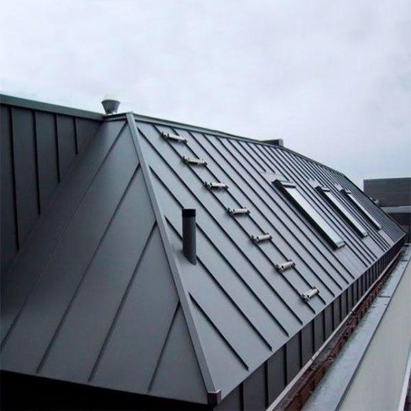Фальцеве покриття Ruukki Sound Insulation (Pural Matt BT)